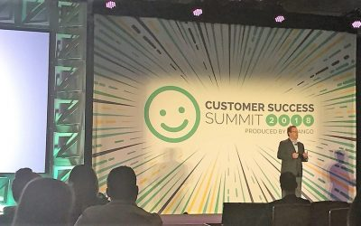 Customer Success Summit 2018 – My Learnings