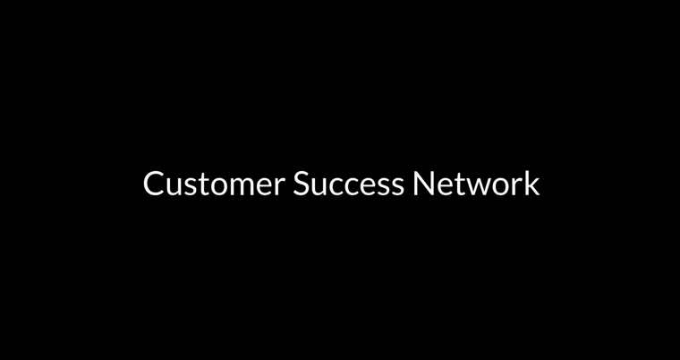 Customer Success Network – What we are about?