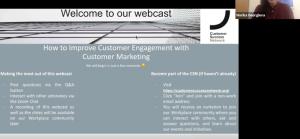 Improving Retention Through Customer Marketing